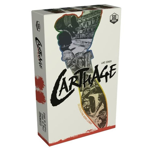 Carthage - The Deckbuilding Board Game [Board Game, 1-5 Players]