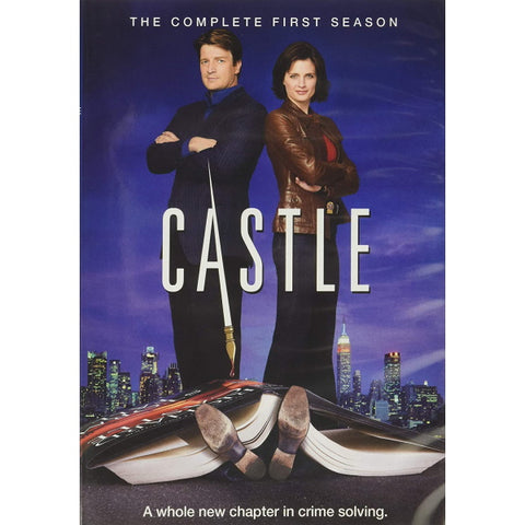 Castle: The Complete First Season [DVD Box Set]