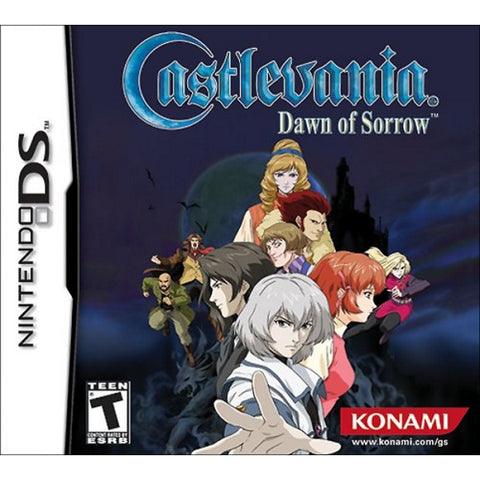 Castlevania: Dawn of Sorrow [Nintendo DS DSi]