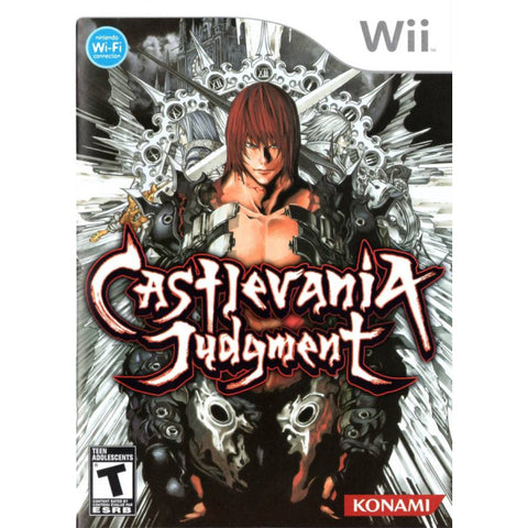 Castlevania Judgment [Nintendo Wii]