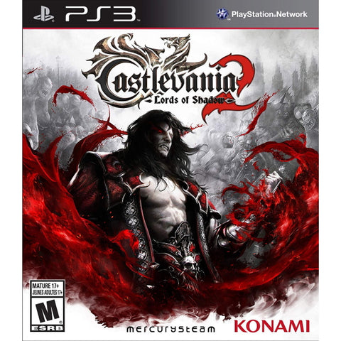 Castlevania: Lords of Shadow 2 [PlayStation 3]
