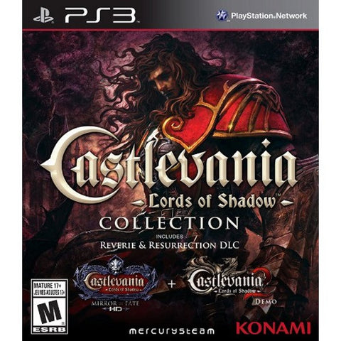 Castlevania: Lords of Shadow Collection [PlayStation 3]
