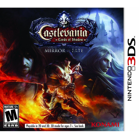 Castlevania: Lords of Shadow - Mirror of Fate [Nintendo 3DS]
