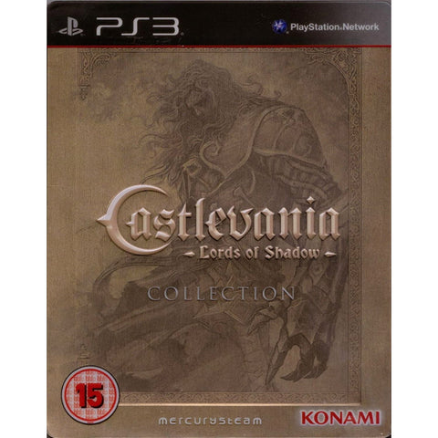 Castlevania: Lords of Shadow Collection - Limited Edition SteelBook [PlayStation 3]