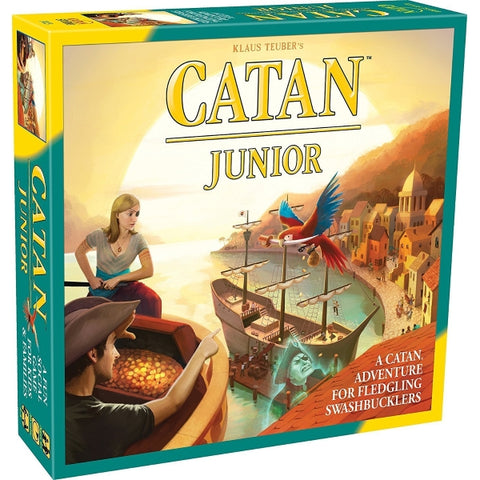 Catan: Junior [Board Game, 2-4 Players]