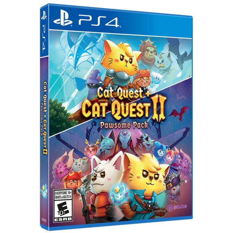 Cat Quest + Cat Quest II: Pawsome Pack [PlayStation 4]