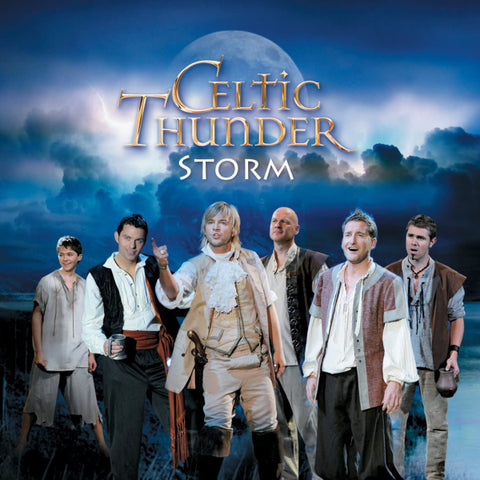 Celtic Thunder - Storm [Audio CD]