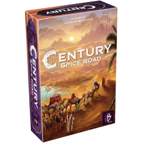 Century: Spice Road (Bilingual) [Board Game, 2-5 Players]
