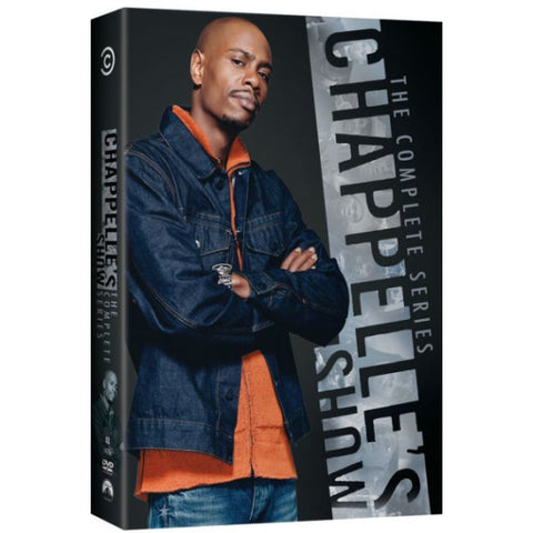 Chappelle's Show: The Complete Series - Seasons 1-3 [DVD Box Set]