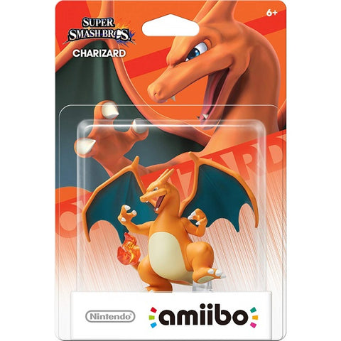 Charizard Amiibo - Super Smash Bros. Series [Nintendo Accessory]