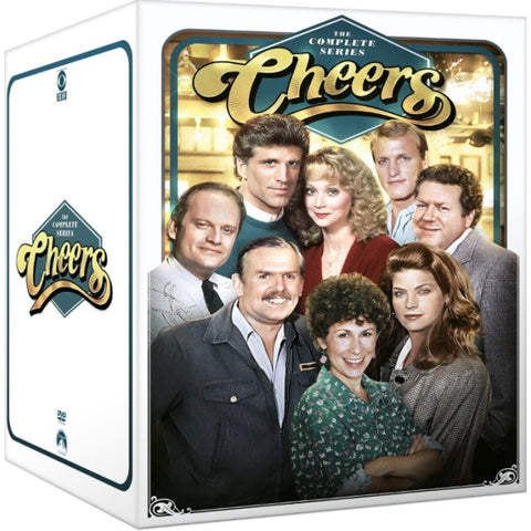 Cheers: The Complete Series - Seasons 1-11 [DVD Box Set]