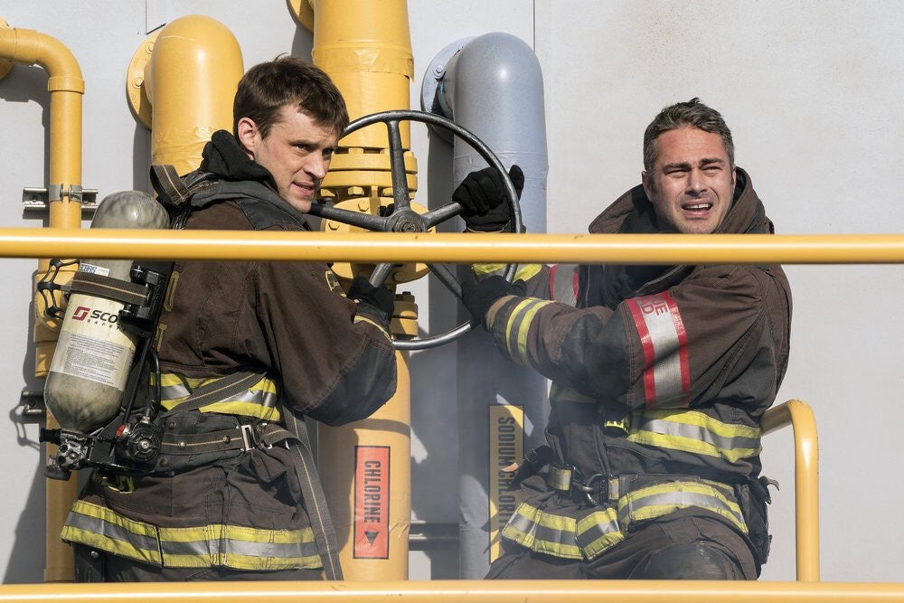 Chicago Fire: Season Four [DVD Box Set]