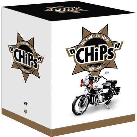 CHiPs: The Complete Series - Seasons 1- 6 [DVD Box Set]