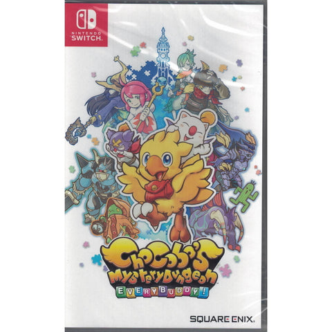 Chocobo's Mystery Dungeon: Every Buddy! [Nintendo Switch]