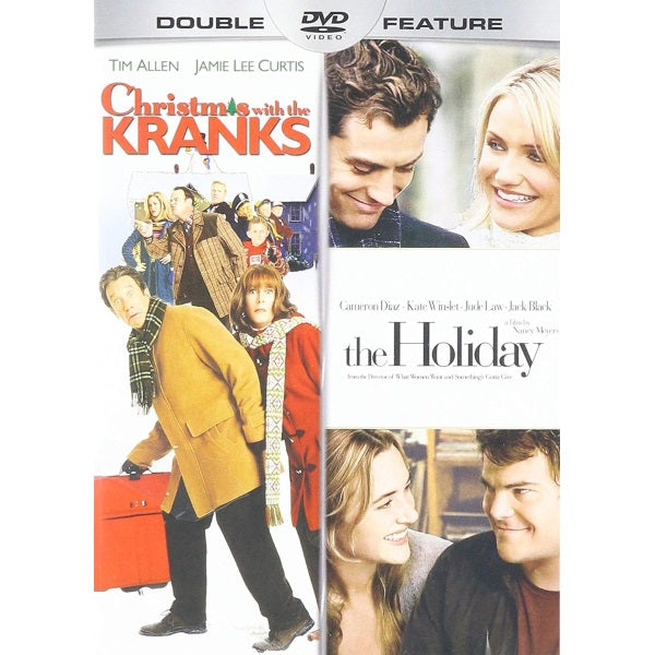Christmas With The Kranks 2.Christmas With The Kranks The Holiday Double Feature Dvd