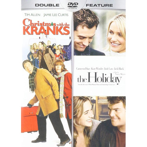 Christmas with the Kranks / The Holiday Double Feature [DVD]