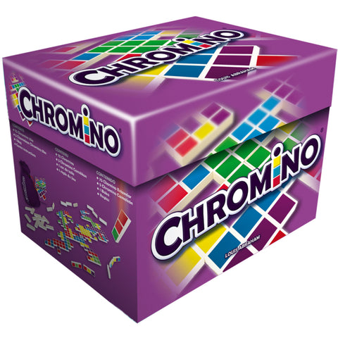 Chromino [Board Game, 1-8 Players]