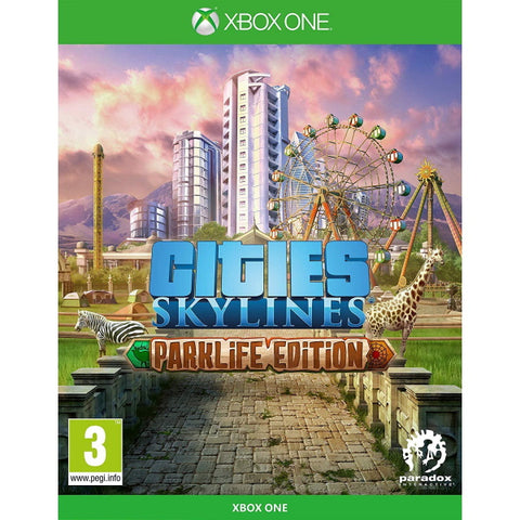 Cities: Skylines - Parklife Edition [Xbox One]
