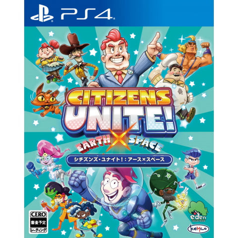 Citizens Unite!: Earth x Space [PlayStation 4]