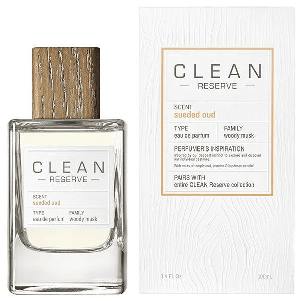 Clean Reserve Perfume - Sueded Oud - 100mL [Beauty]