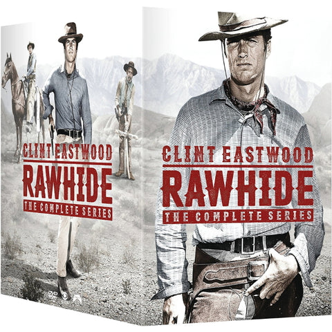 Rawhide: The Complete Series - Seasons 1-6 [DVD Box Set]