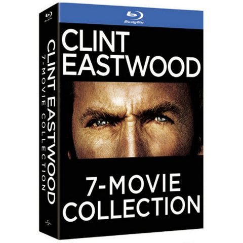 Clint Eastwood: The Universal Pictures 7-Movie Collection [Blu-Ray Box Set]