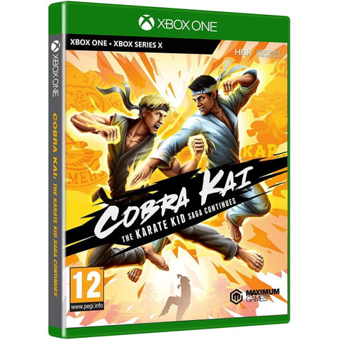 Cobra Kai: The Karate Kid Saga Continues [Xbox Series X / Xbox One]