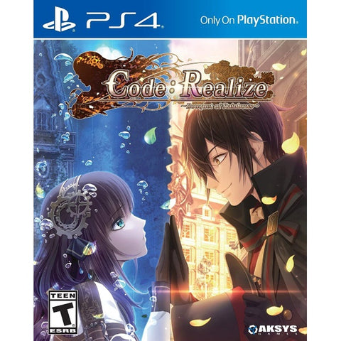 Code:Realize - Bouquet of Rainbows [PlayStation 4]