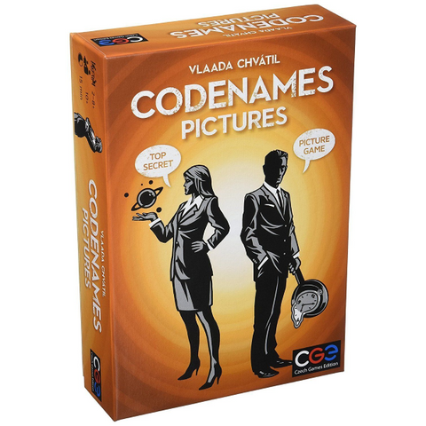Codenames Pictures [Board Game, 2-8 Players]