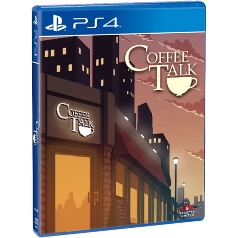 Coffee Talk [PlayStation 4]