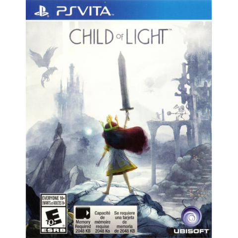 Child of Light [Sony PS Vita]