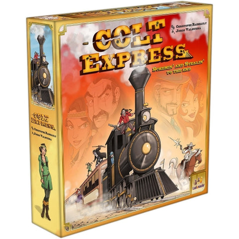 Colt Express [Board Game, 2-6 Players]