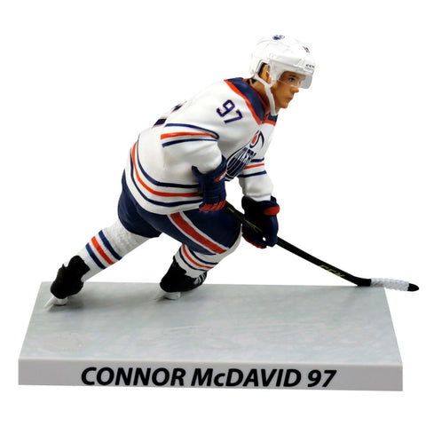 "Connor McDavid #97 Limited Edition 6"" Figurine [Toys]"