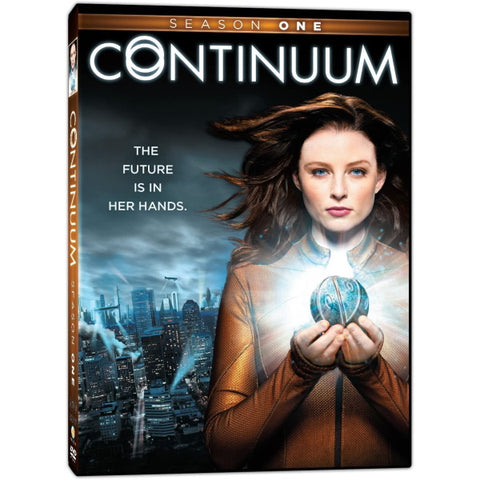 Continuum: Season One [DVD Box Set]