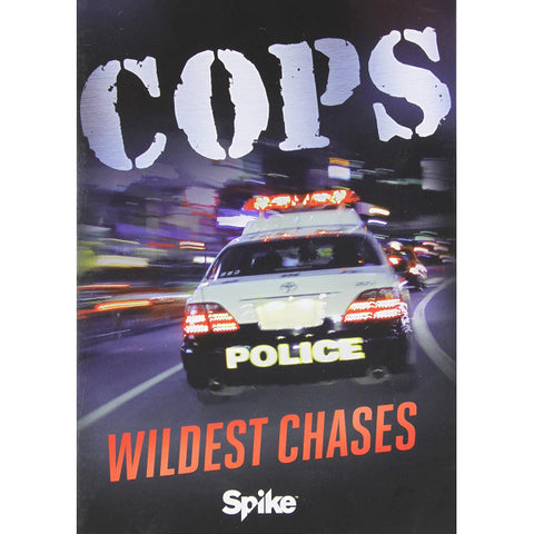 COPS: Wildest Chases [DVD Box Set]