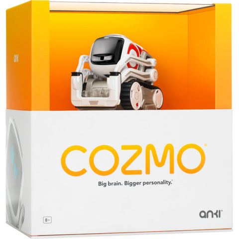 Cozmo Robot [Toys, Ages 8+]