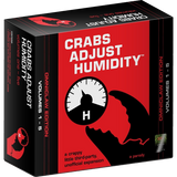 Crabs Adjust Humidity: Omniclaw Edition - Volumes 1-5 [Card Game, 4-20 Players]