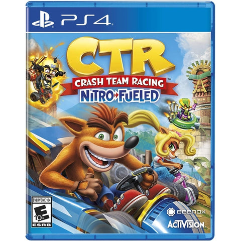 Crash Team Racing: Nitro-Fueled [PlayStation 4]