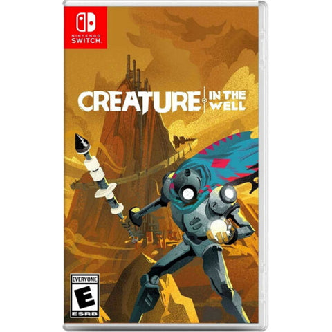 Creature in the Well [Nintendo Switch]