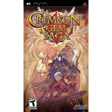 Crimson Gem Saga [Sony PSP]