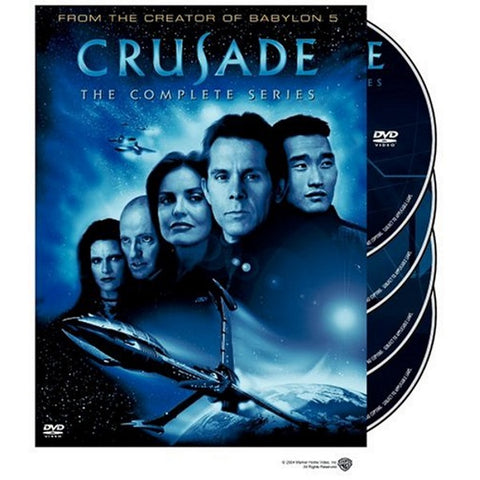 Crusade - The Complete Series [DVD Box Set]