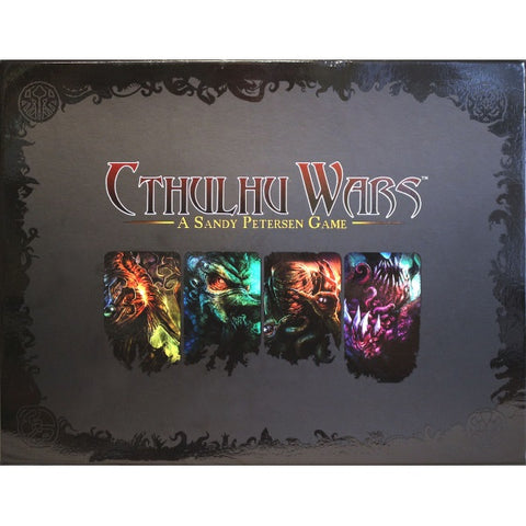 Cthulhu Wars [Board Game, 2-4 Players]