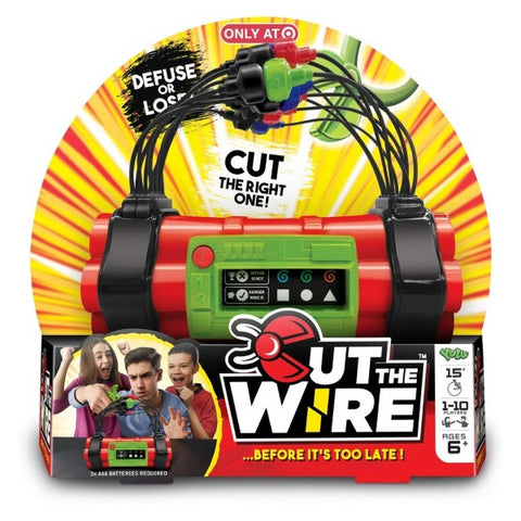Cut the Wire [Toys, Ages 6+]