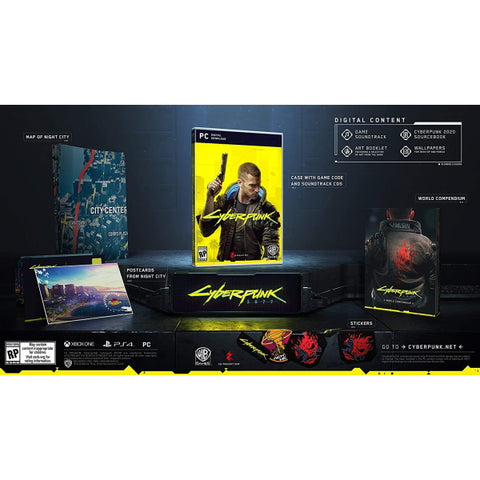 Cyberpunk 2077 - Collector's Edition [PC]