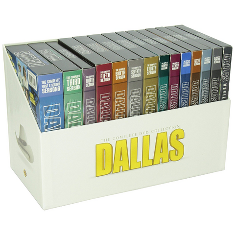 Dallas: The Complete Series DVD Collection [DVD Box Set]