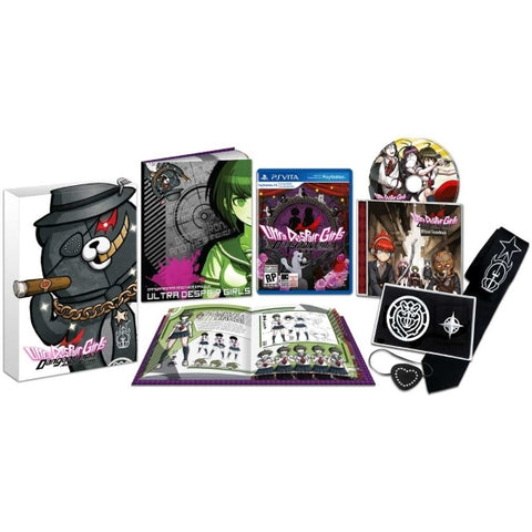 Danganronpa Another Episode: Ultra Despair Girls - Limited Edition [Sony PS Vita]