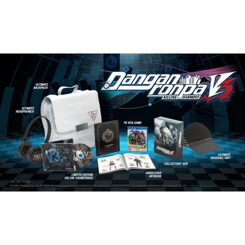 Danganronpa V3: Killing Harmony - Limited Edition [Sony PS Vita]