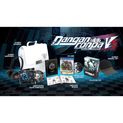 Danganronpa V3: Killing Harmony - Limited Edition [PlayStation 4]