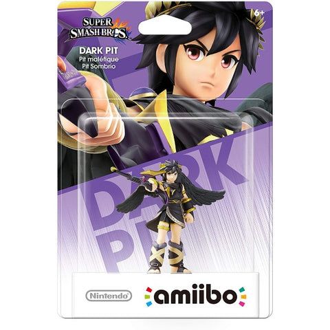 Dark Pit Amiibo - Super Smash Bros. Series [Nintendo Accessory]