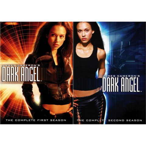 James Cameron's Dark Angel: The Complete Series [DVD Box Set]